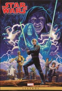 The Original Marvel Years Omnibus Volume 3 (Greg Hildebrandt Cover) (07.10.2015)