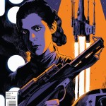 Princess Leia #3 (Francesco Francavilla Variant Cover) (29.04.2015)