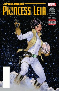 Princess Leia #1 (2nd Printing) (22.04.2015)