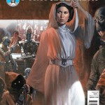 Princess Leia #3 (Gabriele Dell'Otto Mile High Comics Variant Cover) (29.04.2015)
