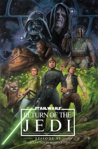 Star Wars Episode VI: Return of the Jedi (Remastered Edition) (10.11.2015)