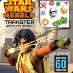 Star Wars Rebels Transfer Book (30.07.2015)