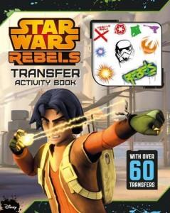 Star Wars Rebels Transfer Book (30.07.2015)