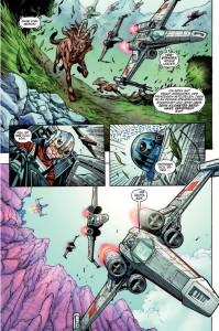 Star Wars #121 - Vorschauseite 1