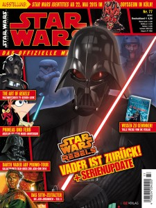 Offizielles Star Wars Magazin #77 (01.04.2015)