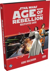 Age of Rebellion: Core Rulebook (03.07.2014)