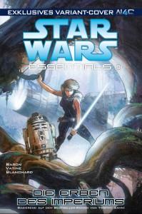 Star Wars Essentials #3: Die Erben des Imperiums (Noris Force Con 4 Variantcover) (11.09.2015)