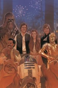 Journey to Star Wars: The Force Awakens: Shattered Empire #1 (September 2015)