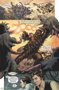 Star Wars #3 - Vorschauseite 4