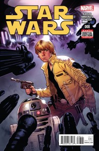 Star Wars #8: Showdown on Smugglers' Moon, Part 1 (19.08.2015)