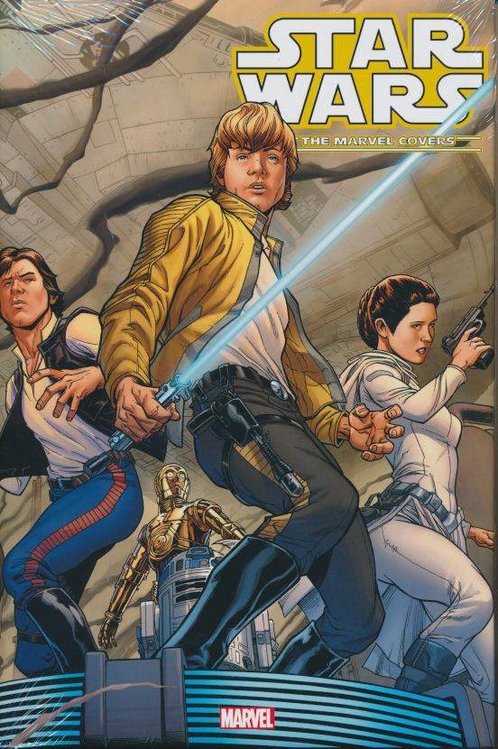 Star Wars: The Marvel Covers Volume 1 (Joe Quesada Cover) (07.10.2015)
