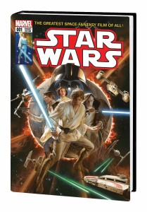 Star Wars: The Marvel Covers Volume 1 (20.10.2015)