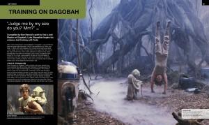 Vorschauseiten aus Ultimate Star Wars