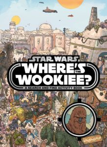 Where's the Wookiee? - Search and Find Book (08.10.2015)