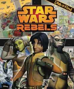 Star Wars Rebels Look and Find (29.08.2015)