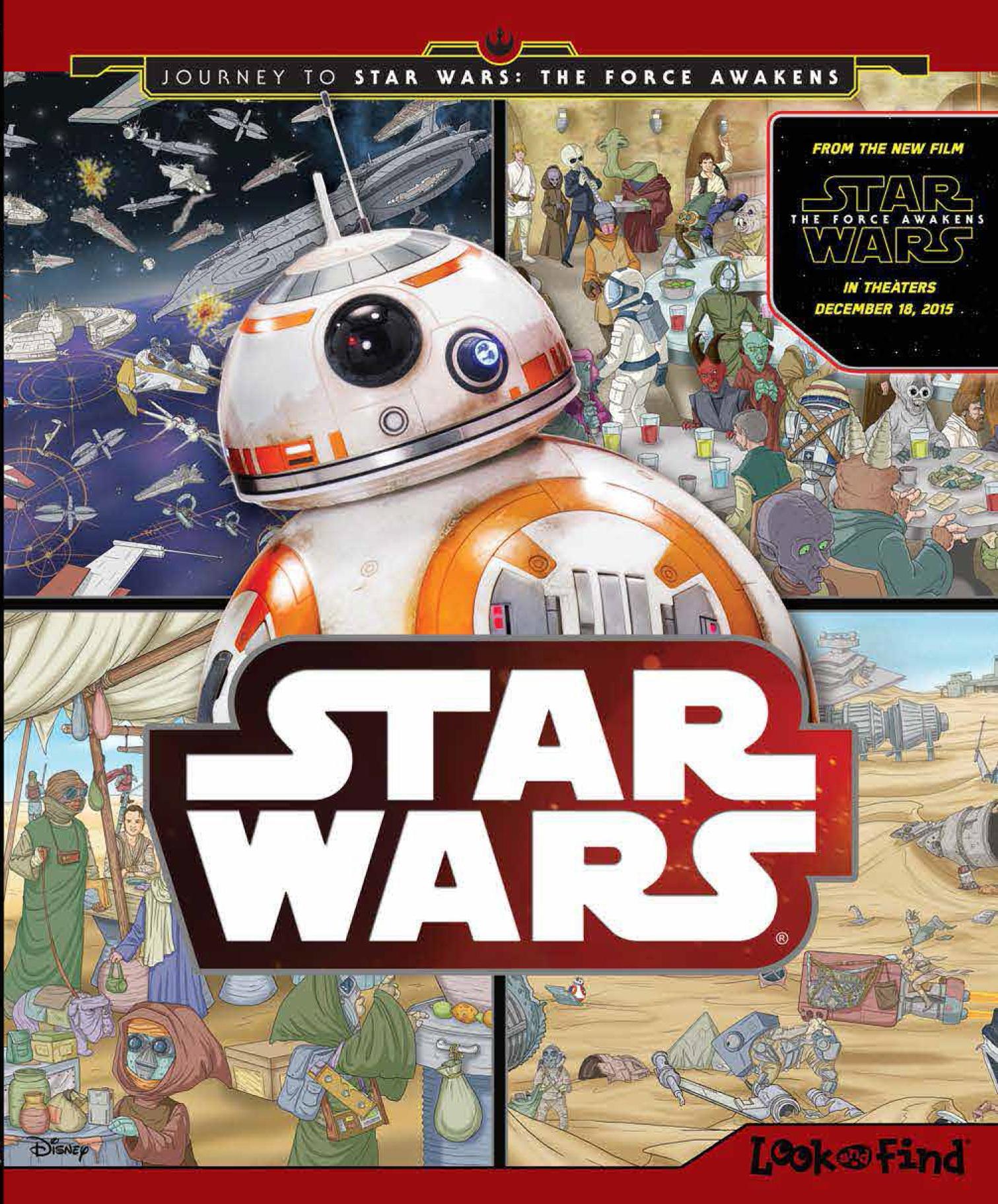 Neue cover und inhaltsangaben zur journey to the force awakens journey to star wars the force awakens look and find malvernweather Images