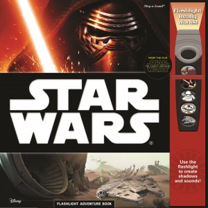 Star Wars: The Force Awakens Flashlight Adventure Book (18.12.2015)