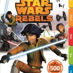 Das Mach-Malbuch: Star Wars Rebels (25.08.2015)