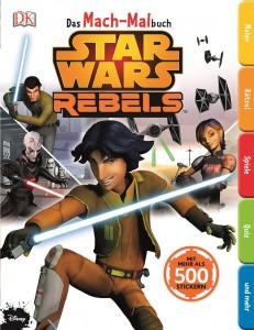 Das Mach-Malbuch: Star Wars Rebels (25.08.2015)