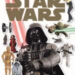 Star Wars: Das große Stickerbuch: Die komplette Saga (23.07.2015)
