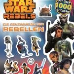 Star Wars Rebels: Das große Stickerbuch: Die Geheimnisse der Rebellen (25.08.2015)