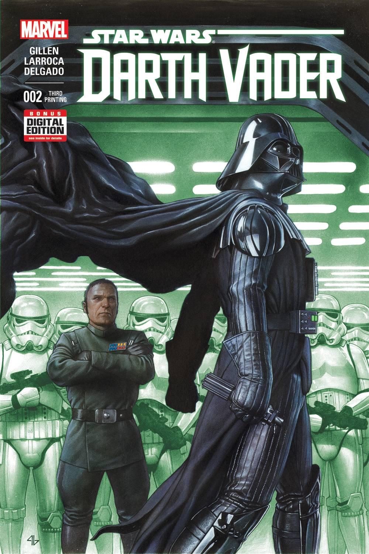Darth Vader #2 (3rd Printing) (06.05.2015)
