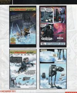 Vorschau auf die Remastered Edition des Episode-V-Comics