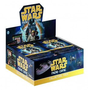 Star Wars Micro Comic Collector Packs (28.10.2015)