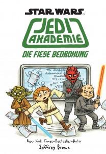 Jedi-Akademie 3: Die fiese Bedrohung (12.10.2015)