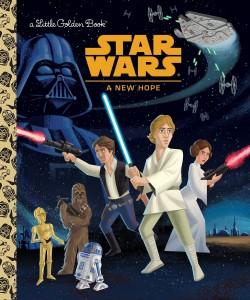 Star Wars: A New Hope (Little Golden Book) (28.07.2015)