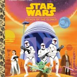 Star Wars: Attack of the Clones - A Little Golden Book (28.07.2015)