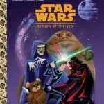 Star Wars: Return of the Jedi - A Little Golden Book (28.07.2015)