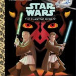 Star Wars: The Phantom Menace - A Little Golden Book (28.07.2015)