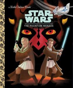 Star Wars: The Phantom Menace - A Little Golden Book (28.07.2015)