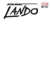 Lando #1 (Blank Variant Cover) (08.07.2015)