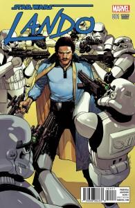 Lando #1 (Leinil Francis Yu Variant Cover) (08.07.2015)