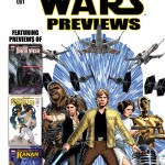 Star Wars Previews-Comic