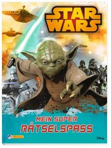 Star Wars: Mein Super-Rätselspaß (30.07.2015)
