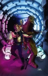 Star Wars #1 (Renato-Guedes-Variantcover) (22.08.2015)