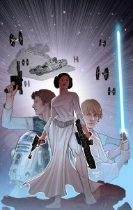 Star Wars #1 (Paul-Renaud-Variantcover) (22.08.2015)