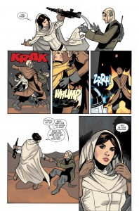 Princess Leia #3 - Vorschauseite 4