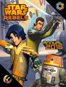 Star Wars Rebels Annual 2016 (30.07.2015)