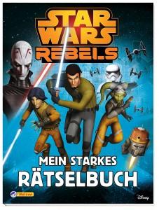 Star Wars Rebels: Mein starkes Rätselbuch (30.07.2015)