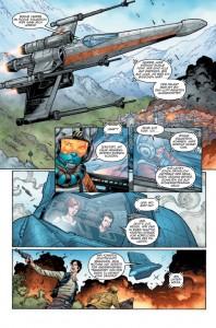 Star Wars #122 - Vorschauseite 1
