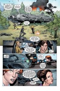 Star Wars #122 - Vorschauseite 2