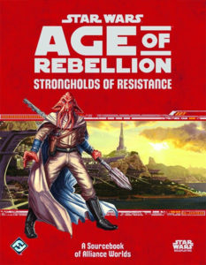 Age of Rebellion: Strongholds of Resistance (12.11.2015)
