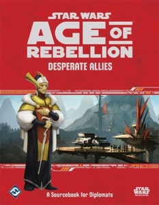 Age of Rebellion: Desperate Allies (18.06.2015)