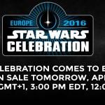 Celebration Europe 2016 London