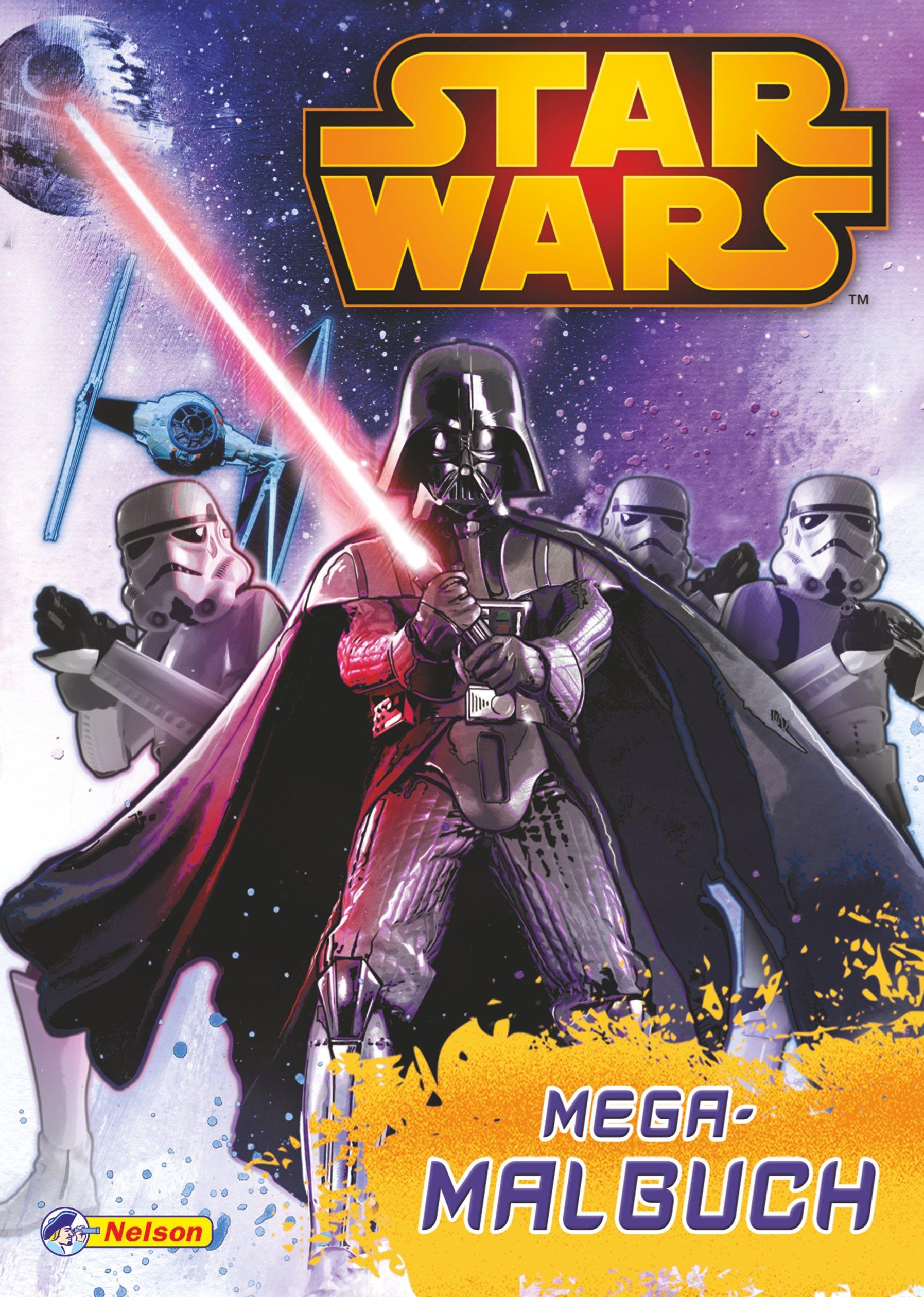 Star Wars: Mega-Malbuch – Datenbank – Jedi-Bibliothek