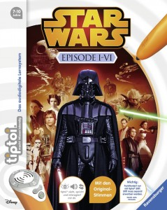 tiptoi: Star Wars Episode I-VI (01.08.2015)